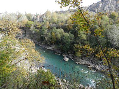 Адигея - край гір і водоспадів