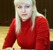 Ганна Ушеніна, нова шахова королева