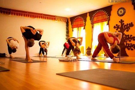 Бізнес-ідея: йога-центр