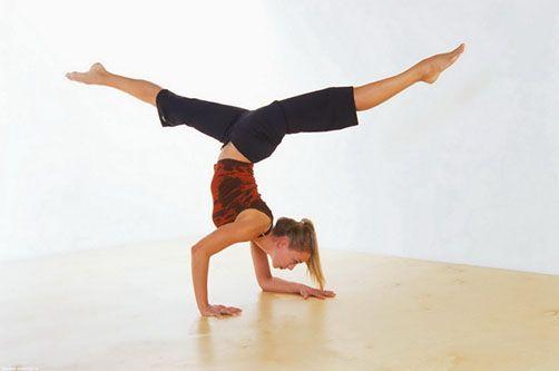 Бодіфлекс для рук, спини і грудей