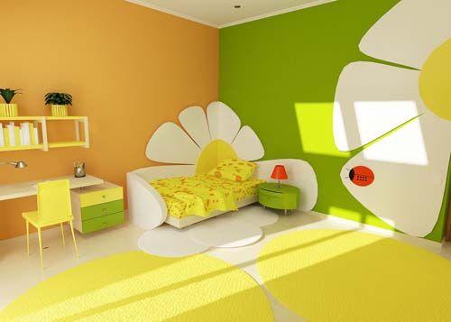 Дизайн дитячої кімнати по фен-шуй