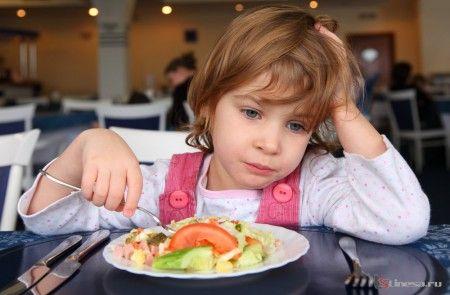 Як нагодувати дитину