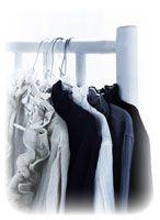 Як правильно зберігати одяг