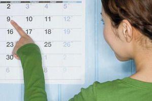 Календар і таблиця небезпечних днів для зачаття дитини