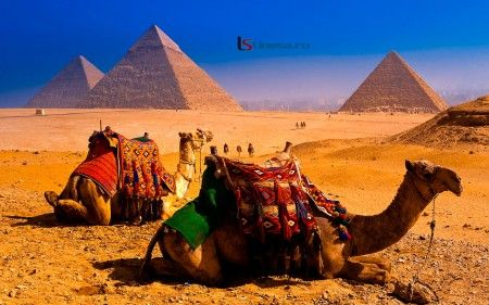 Куди поїхати відпочивати навесні: єгипет