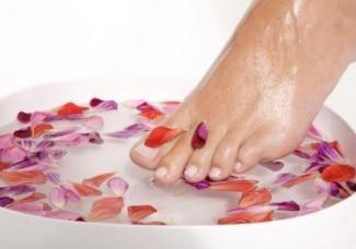 Лікування грибка нігтів на ногах народними засобами