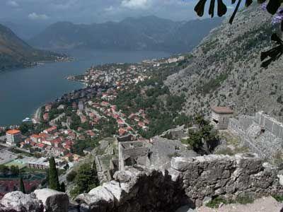 Краще один раз побачити. Пам'ятки чорногорії.