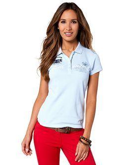 Модний тренд: сорочка поло
