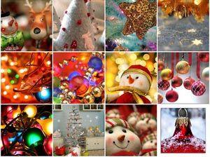 Підготовка до нового року або новорічний настрій.
