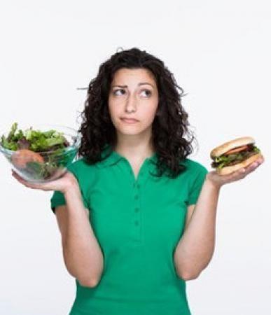 Правильне харчування для схуднення, практичні поради
