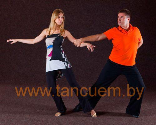 Прекрасний танець: вест коуст свінг