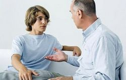Розмова з дитиною про сім'ю