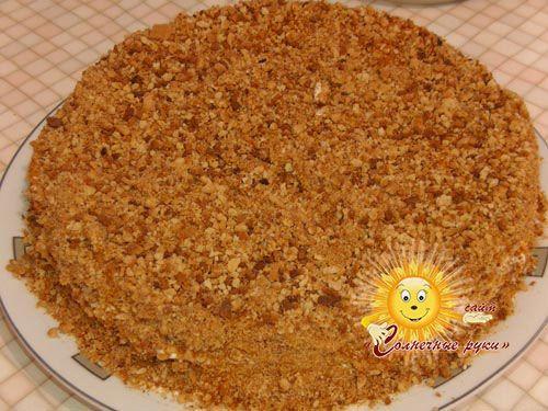 Рецепт медового торта Медовий торт Медовий торт рецепт