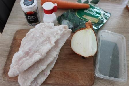 Риба на сковороді