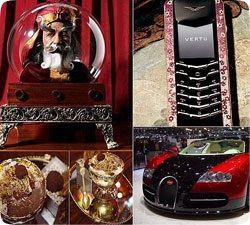 Найдорожчі в світі різдвяні подарунки