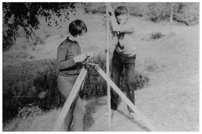 Радянські жінки. Фотографії