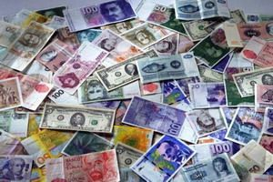 Таблиця всіх валют країн світу з назвами