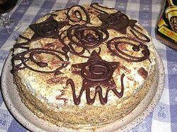 Торт адміральський