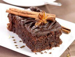 Торт шоколадний