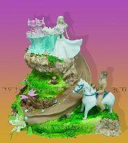 Торт середньовічний
