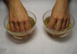 Ванночки з йодом для нігтів
