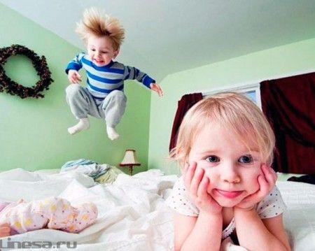 Виховання гіперактивної дитини