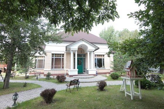 Заміський будинок Анастасії Волочкової
