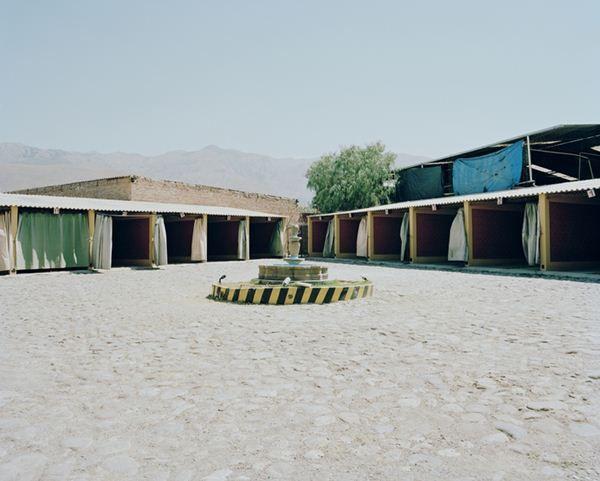 Зайнятися коханням в гаражі в Болівії