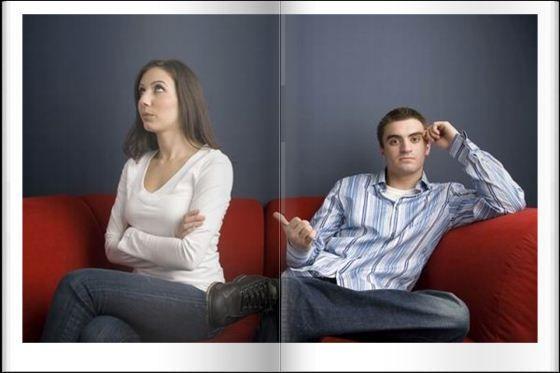 Жінки щасливі, коли чоловіки нещасні