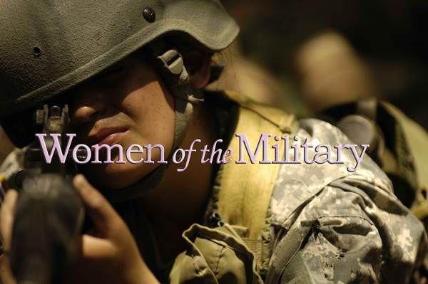 Жінки-військовослужбовці в американській армії