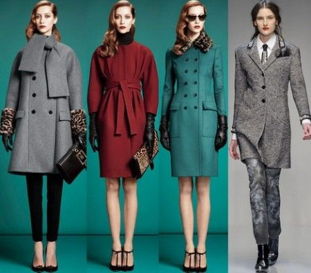 Зима: модний гардероб